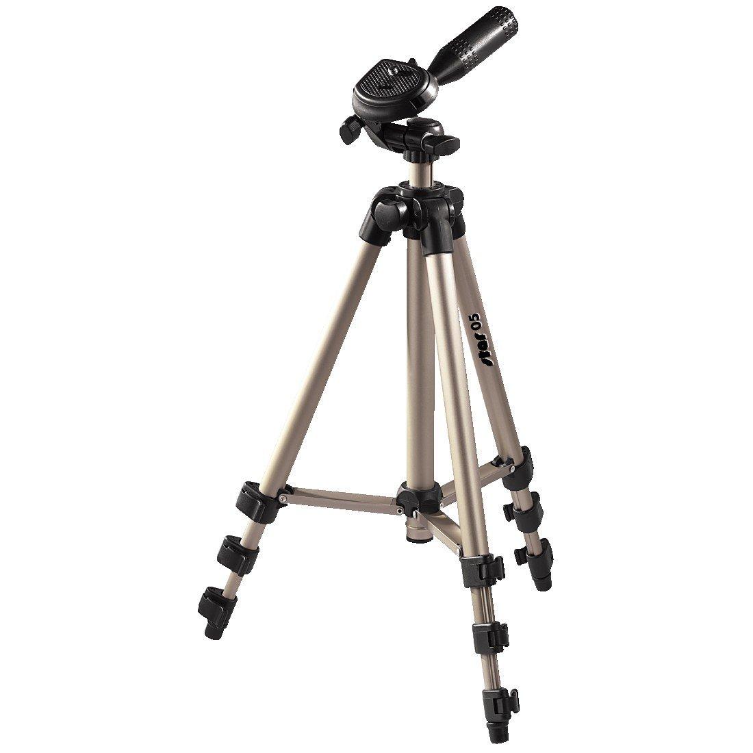 Hama Star Trípode para cámaras foto video  cm aluminio cabeza D