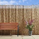 Garden Reed Fence Screening 4m x 1.5m (set of 2)