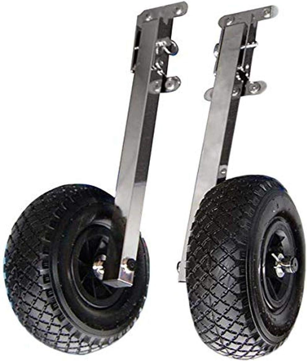 Davis Instruments Wheel-A-Weigh Standard Boat Launching Wheels