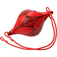 FITYLE Rhombus Shape Boxing Speed Ball Pouching Double End Bag Floor to Ceiling Elastic Rope Training Punching Workout