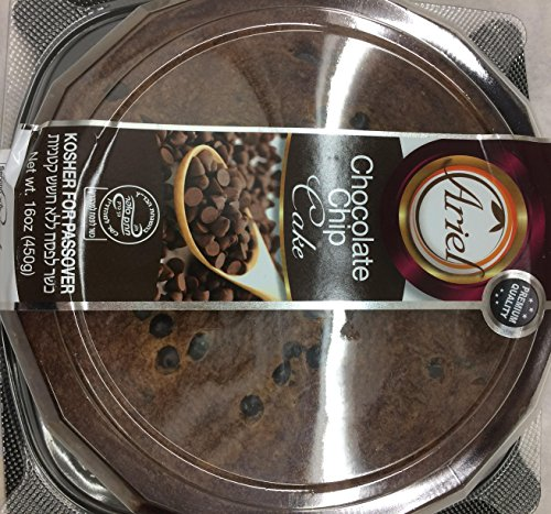 Ariel Chocolate Chip Cake Kosher For Passover 16 Oz. Pack...