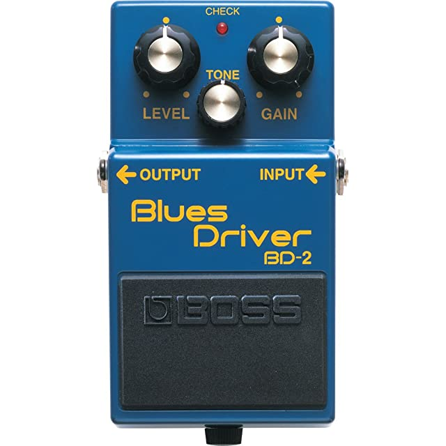 リンク:BD-2 Blues Driver