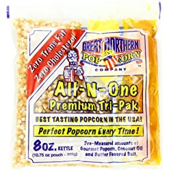 Popcorn Premium 24 Pk- 8 Ounce Popcorn Portion