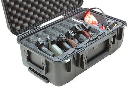Amazon.com: Caso Club 6 Pistola Caso Impermeable con ...