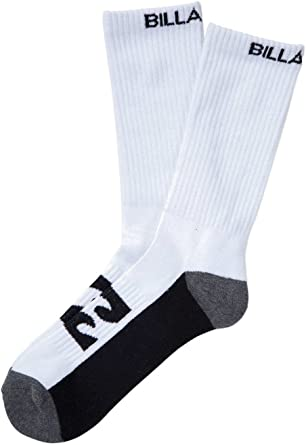 BILLABONG deporte calcetines hombres calcetines 3 Pack: Amazon ...