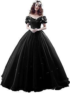 Vnaix Ball Gown Royal Blue Princess Cinderella Quinceanera Dresses