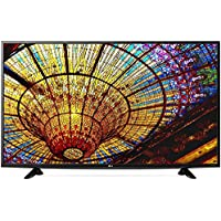 LG 49UF6490 49 4K Smart LED TV, Black (Certified Refurbished)