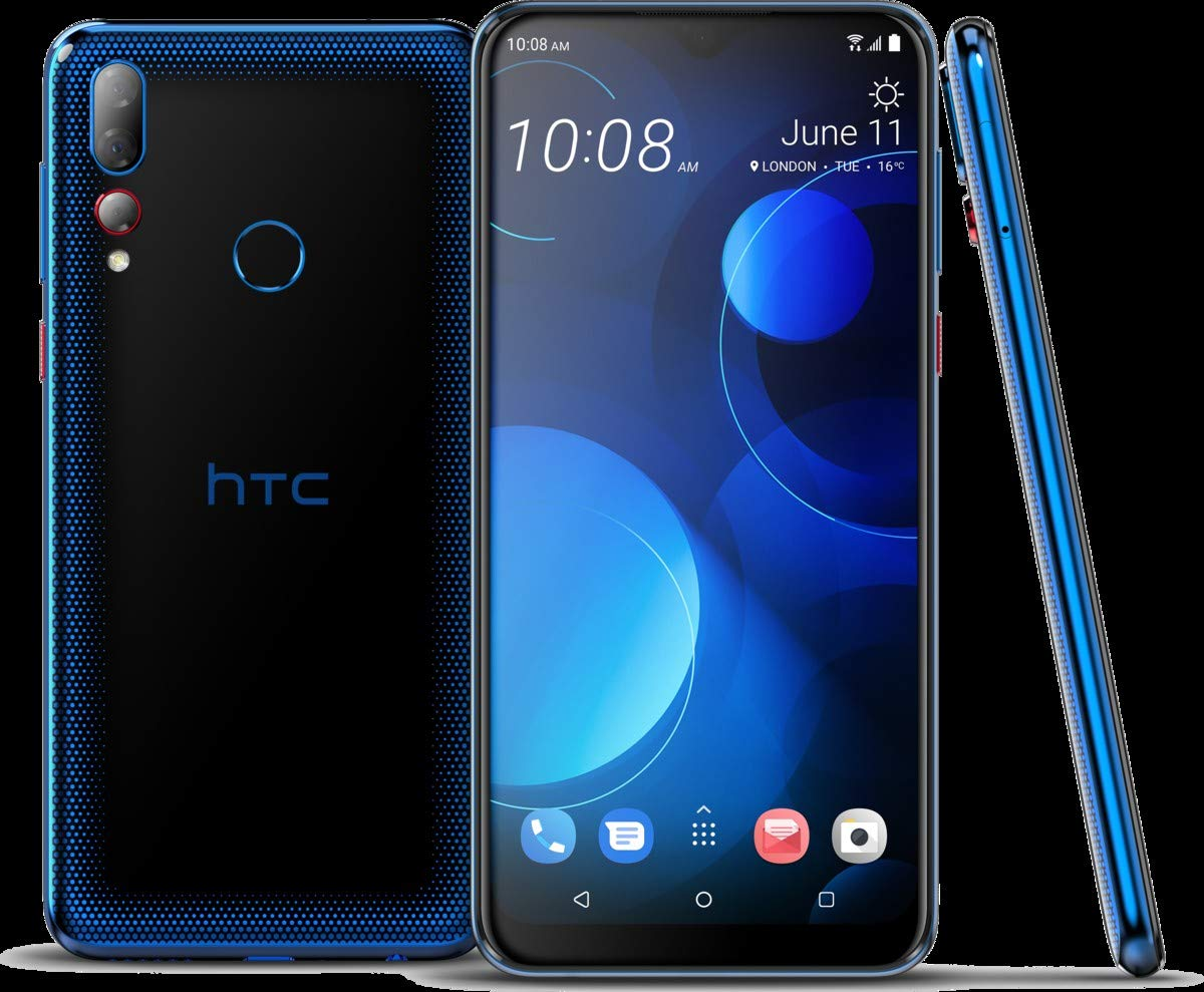 HTC Desire 19+ Starry Blue Libre sin Contrato: Amazon.es ...