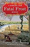 Fatal Frost (Center Point Large Pring: Dewberry Farm Mystery)
