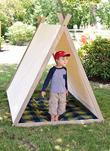 Grand Expedition Tent by Bourbon Moth Woodworking