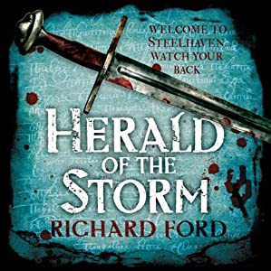 Herald of the Storm Hörbuch