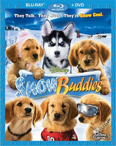 Snow Buddies (Two-Disc Blu-ray/DVD Combo)