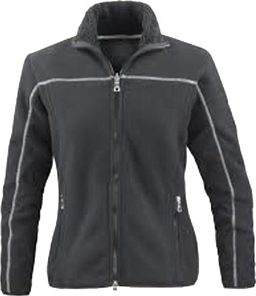 Result Urban Outdoor Mujer Huggy Buffalo tacto suave chaqueta color negro: Amazon.es: Ropa y accesorios