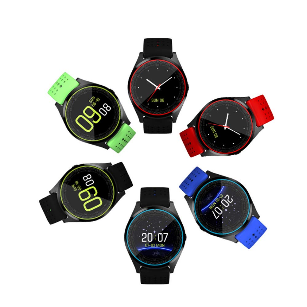 MJ-Smartwatch Reloj Inteligente V9 Cámara Bluetooth Que ...