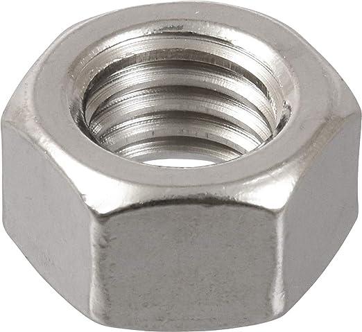 3//8-16 Coarse Thread Grade 2 Regular Square Nut Low Carbon Steel Hot Dip Galvanized Pk 50