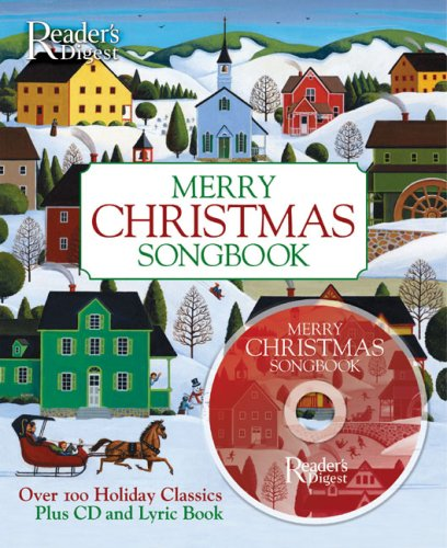 Merry Christmas Songbook: Over 100 Holiday Classics (Book & CD) by Alfred