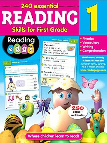 Reading for 1st Grade - 240 Essential Reading Skills