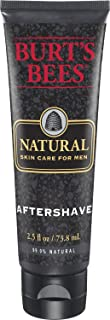 product image for Burt's Bees Natural Skin Care for Men, Aftershave, 2.5 Ounces
