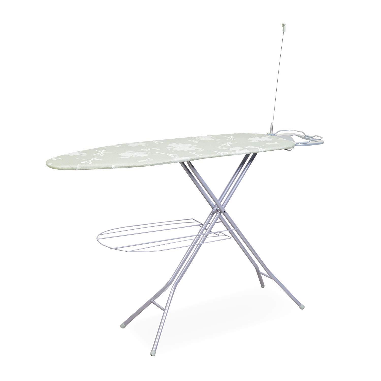 f0ce17b4e2f Bathla X-Pres Presto - Medium Size Ironing Board with Aluminised Ironing  Surface (Beige)  Amazon.in  Home Improvement