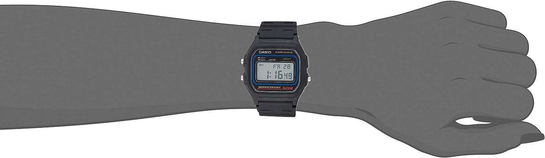 Casio W 59 1V Montre Homme Quartz Digitale Alarme gozbm