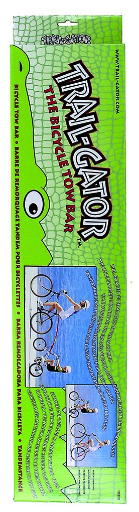 Trail-Gator Children's Trailer Tow Bar (Black) Cycle Force Group LLC. 640022