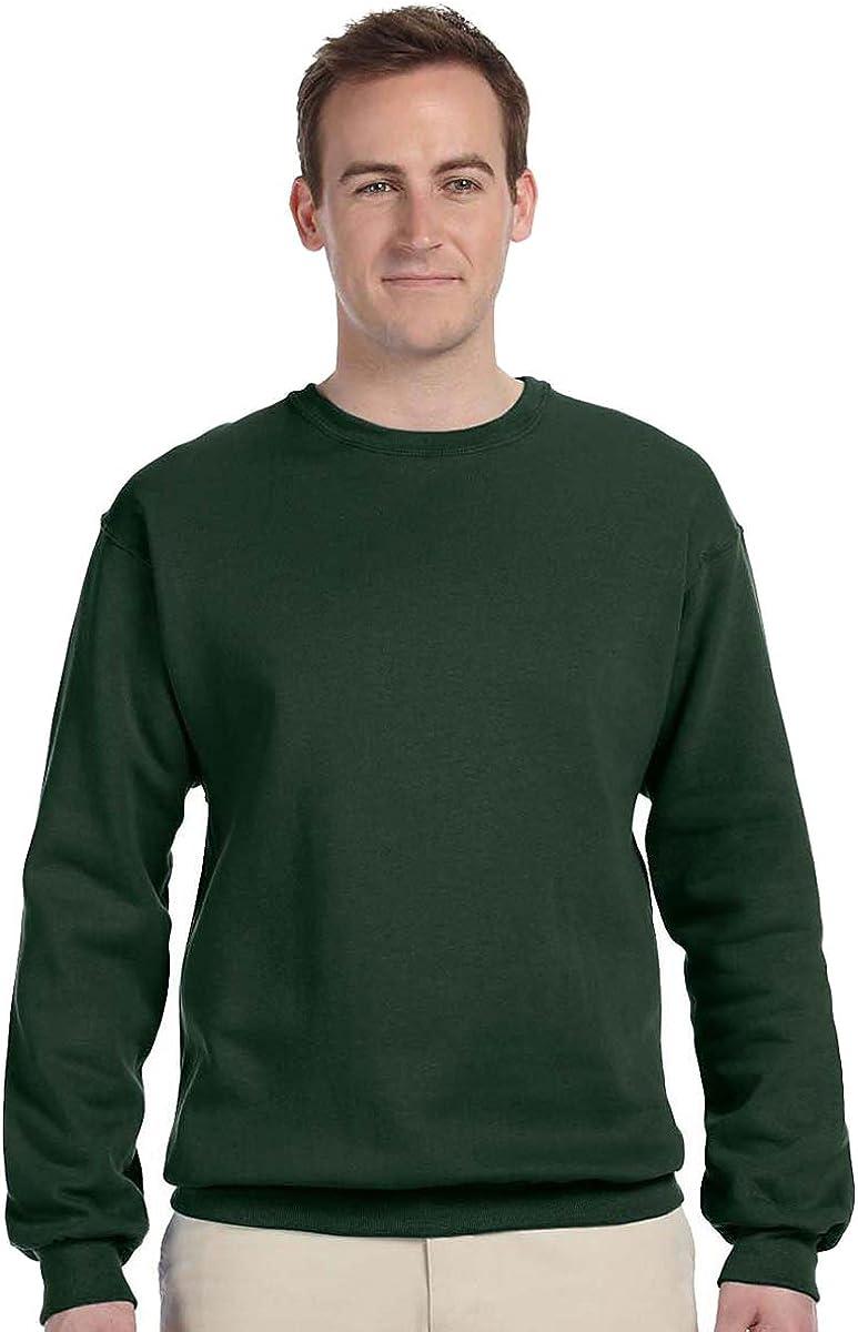 NuBlend Crewneck Sweatshirt. Jerzees