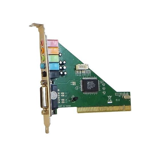 POWER STAR CS-OEM-51 Tarjeta de sonido PCI con CMEDIA ...