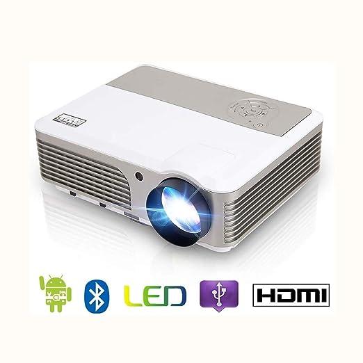 Ai LIFE LCD Bluetooth WiFi Proyector para el hogar HD 720P 1080P ...