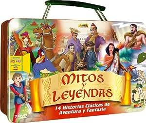 Mitos y leyendas (Maletín 7 DVD + láminas)