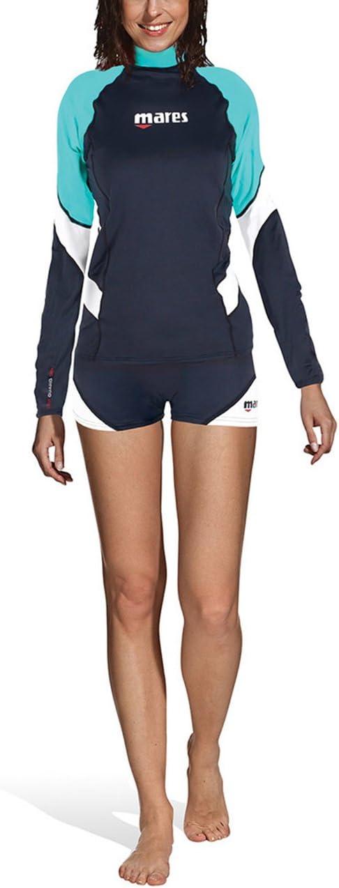 Mares 412541 T-Shirt avec Manches Longue Femme