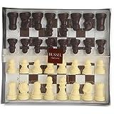 Hussel Confiserie Schachspiel aus Schokolade, 150 g