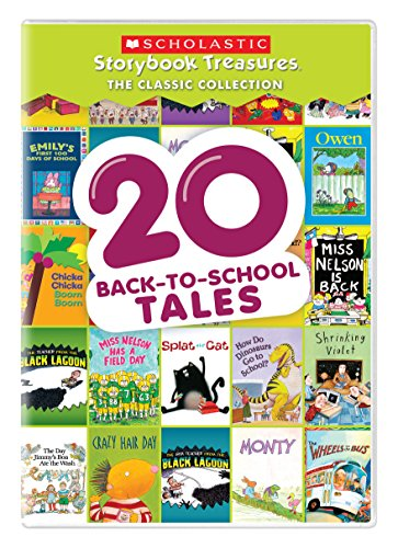 20-back-to-school-tales-scholastic-storybook