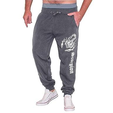 Btruely Herren_Pantalones Hombre Pantalones Largos Cargo para Hombre, Laborales, Casuales, Recto, Suelto: Amazon.es: Ropa y accesorios