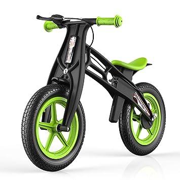 ZLMI Equilibrio para niños, Andador Deslizante Sin Pedal Bicicleta ...