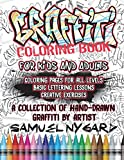 Graffiti Coloring Book For Kids and