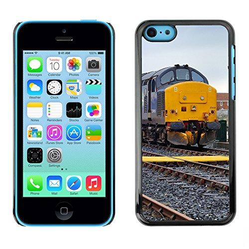 Premio Sottile Slim Cassa Custodia Case Cover Shell // F00020748 freigthter Massive // Apple iPhone 5C