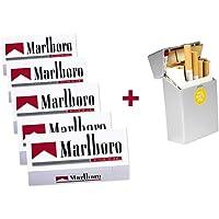 Marlboro - 1000 casquillos de filtro rojo