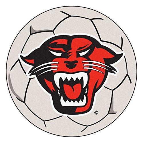 (NCAA Davenport University Panthers Soccer Ball Mat Round Area Rug)