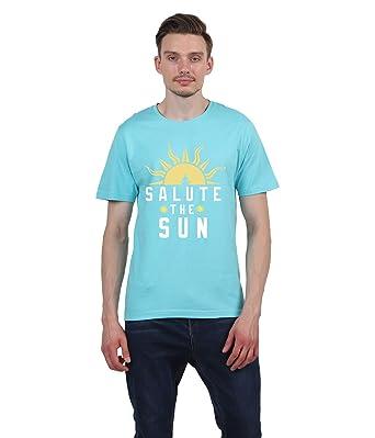 c54a5e43d07 Ruffty-Yoga Sun Sautation Gym Workout Namaste SuryaNamaskar t Shirt ...