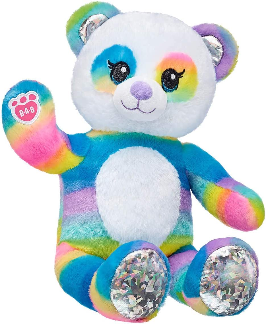 Build A Bear Workshop Rainbow Friends Panda