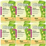 Cheap Blistex Triple Essentials, Pack of 6