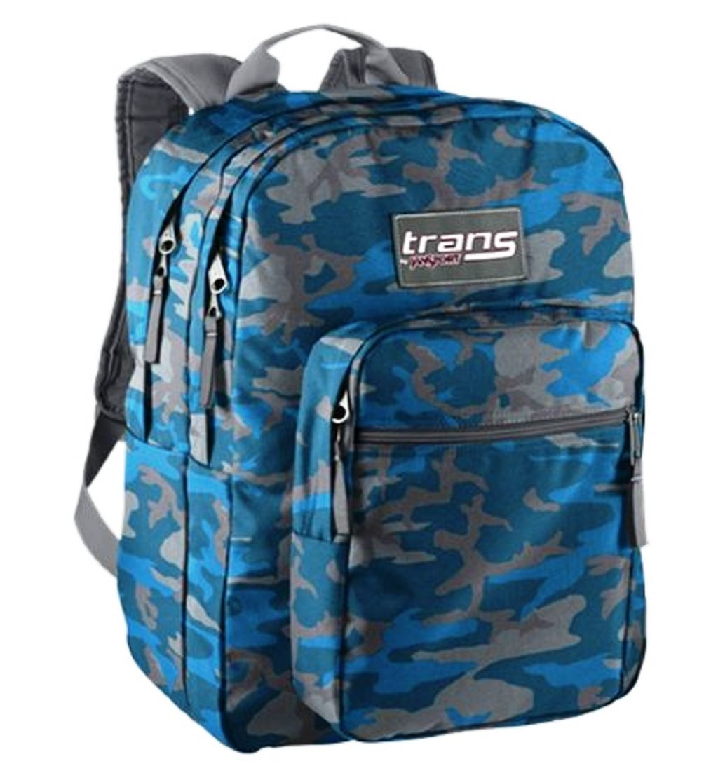 Amazon.com: Trans by Jansport TM60 Supermax Backpack - FORGE GREY ...