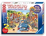 Ravensburger WASGIJ? Sunday Drive - 1000 Piece Puzzle