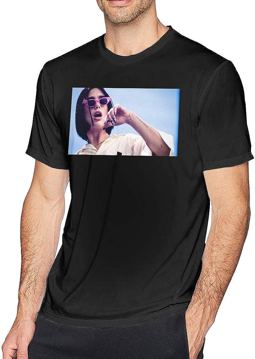 Fhaurtke Dua Lipa Future Nostalgia Mens Fashionable T-Shirt