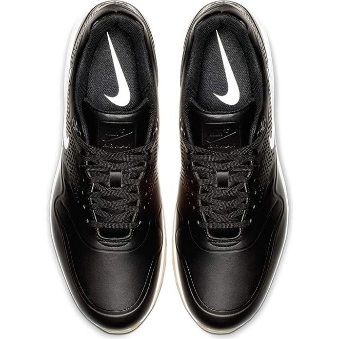 sports shoes 92d02 136db Amazon.com   Nike Golf Men s Air Max 1G Black Black Gum Light Brown 9.5 D  US   Golf