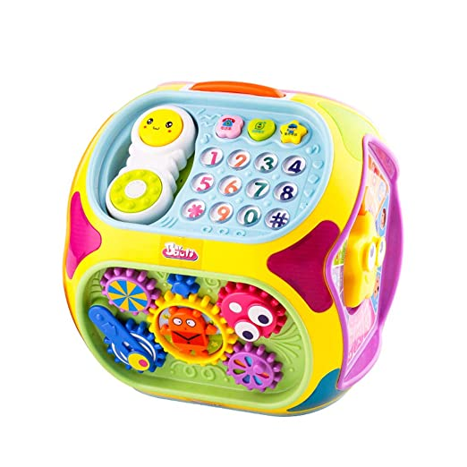 Cajas de música Los niños aprenden Juguetes educativos Mesa ...