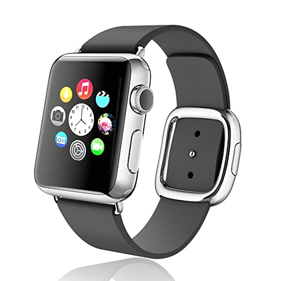 AWStech Apple correa de reloj de 42 mm, Apple Watch Banda de Serie 2,