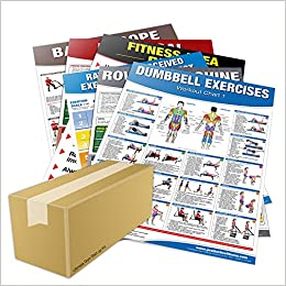 The Ultimate Gym Poster/Chart Start-Up Kit: Mike Jespersen