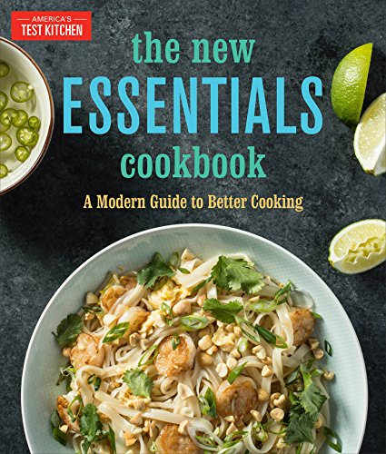 Cookbook Family New (The New Essentials Cookbook: A Modern Guide to Better Cooking)