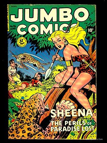 Jumbo Comics #136 FN 6.0
